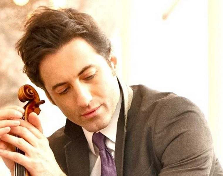 Utah Arts Review – Violinist Philippe Quint delivers fiery advocacy with Litton, Utah Symphony