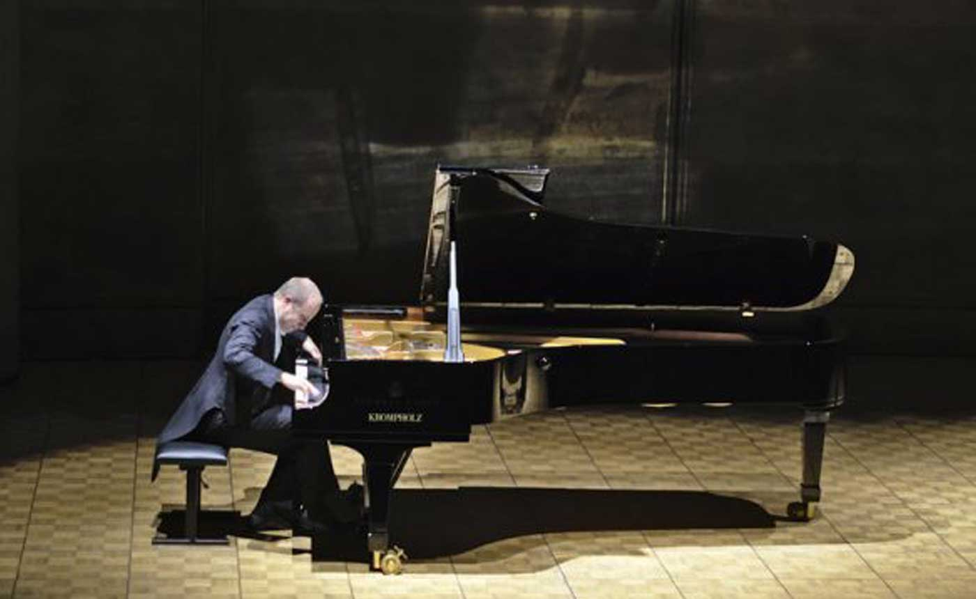 Rachmaninoff's Piano Concerto No. 2 (in Ogden)