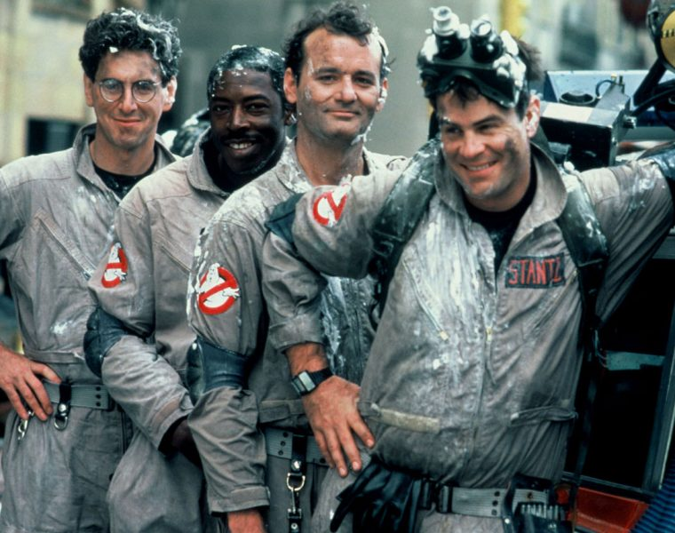 "Utah Symphony presents full length screening of ""Ghostbusters"" as the orchestra performs the soundtrack live to picture"