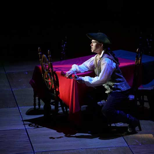 UTBA: Utah Opera's Candide is a Wacky Spectacle