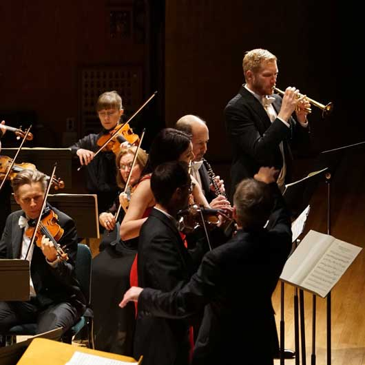 Front Row Reviewers: At Salt Lake City's Abravanel Hall, Utah Symphony Weaves Masterpiece and Mystery with Bach's Brandenburg Concertos 1 and 2