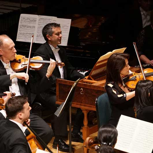 Front Row Reviewers: Utah Symphony Brings Bach to Logan in Typical Grand Style