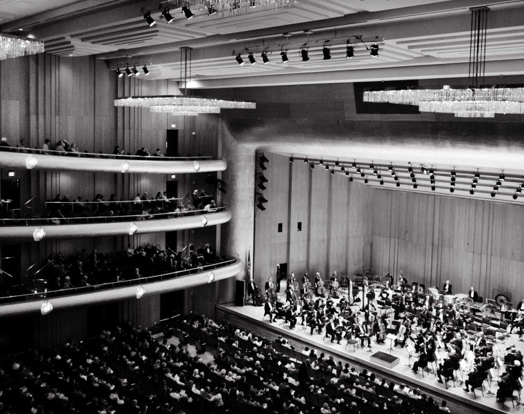 Lucid Culture: World-Class Symphonic Grandeur From an Unlikely Spot