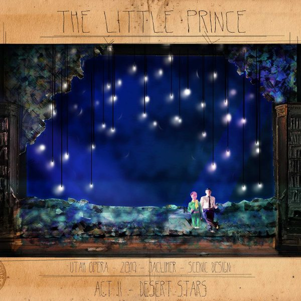 PCTV: Utah Opera Brings the Story of The Little Prince To Life