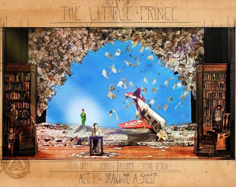 Utah Stories: Utah Opera's The Little Prince