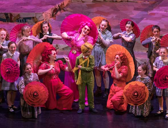 Deseret News: Writing for a 'Little Prince' — how this Salt Lake 11-year-old gets the royal treatment in Utah Opera premiere