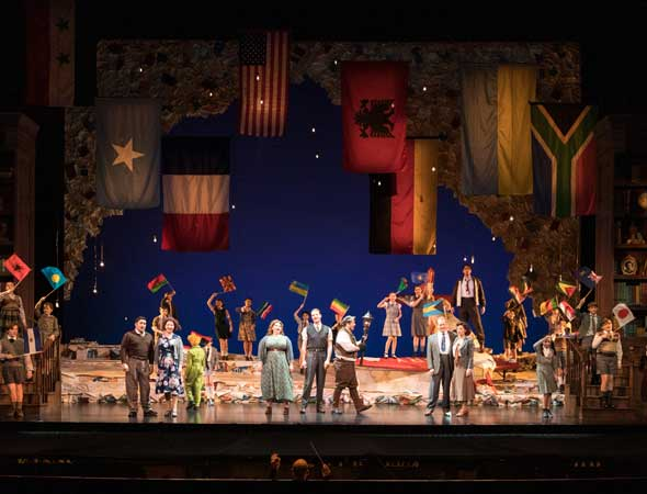 Front Row Reviewers: Utah Opera's The Little Prince is Filled with Wonder and Delight