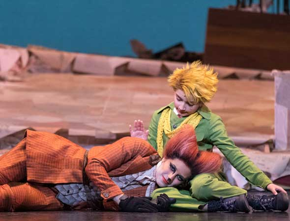 KUTV: Utah Opera's new production of The Little Prince