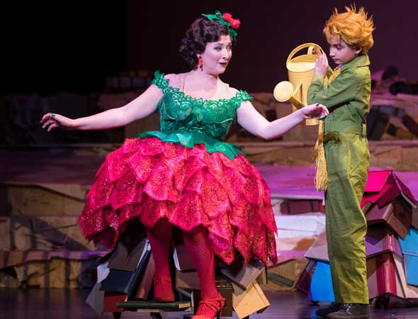 "Utah Arts Review: Utah Opera readies a grand welcome for ""The Little Prince"""