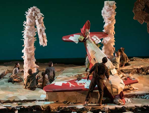 "Utah Arts Review: Utah Opera's ""The Little Prince"" is captivating, well-cast magic for all ages"
