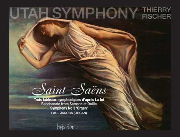 THIERRY FISCHER AND UTAH SYMPHONY TO LAUNCH THREE-VOLUME SAINT-SAËNS RECORDING CYCLE ON HYPERION RECORDS;  FIRST VOLUME TO BE RELEASED ON DECEMBER 28
