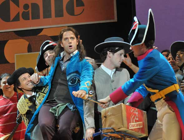 Deseret News: 'Figaro! Figaro! Figaro!' Utah Opera announces its 2019-20 season (and yes, the 'Barber' is coming)