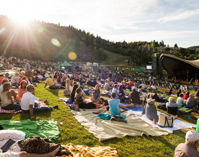 Park Record – Park City and Summit County residents get first dibs on Deer Valley Music Festival tickets
