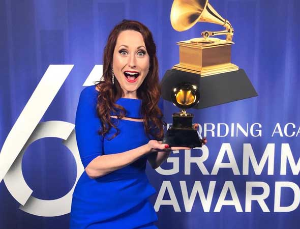 Deseret News: 'You don't ever anticipate winning a Grammy': How Utah Opera helped this singer win the big award