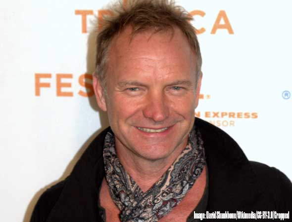 Daily Herald: Sting joins Utah Symphony at USANA for Zion National Park benefit concert