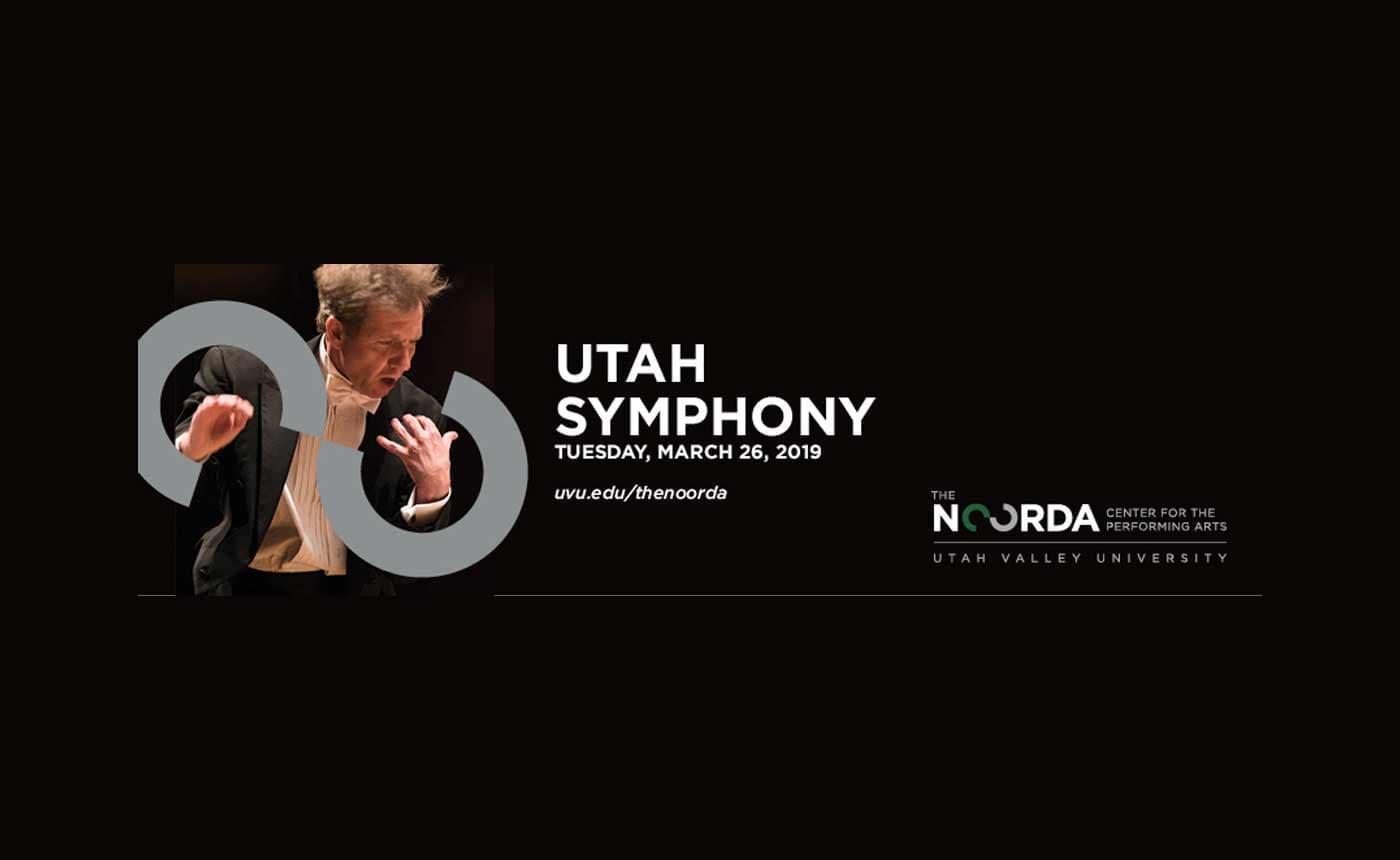 """Dvorák's """"New World"""" Symphony (in Orem)"""