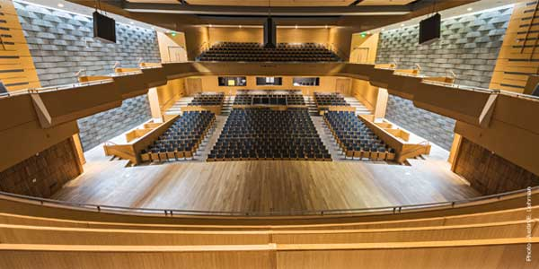 Utah Symphony Announces Six-Concert Series at New Noorda Center for the Performing Arts at Utah Valley University in Orem