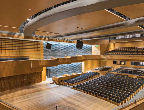 Daily Herald – Utah Symphony announces partnership with new UVU Noorda Center