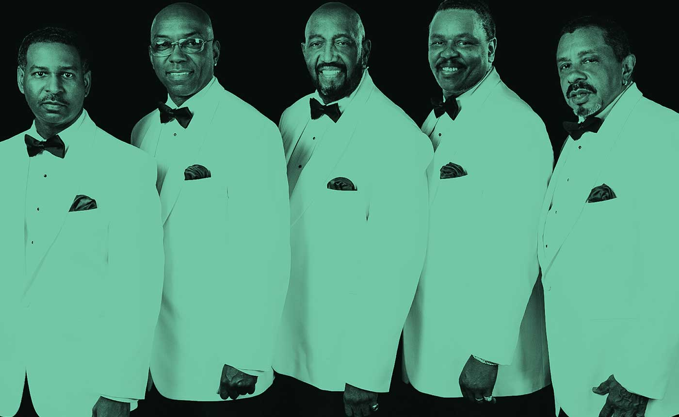 The Temptations with the Utah Symphony (in Ogden)