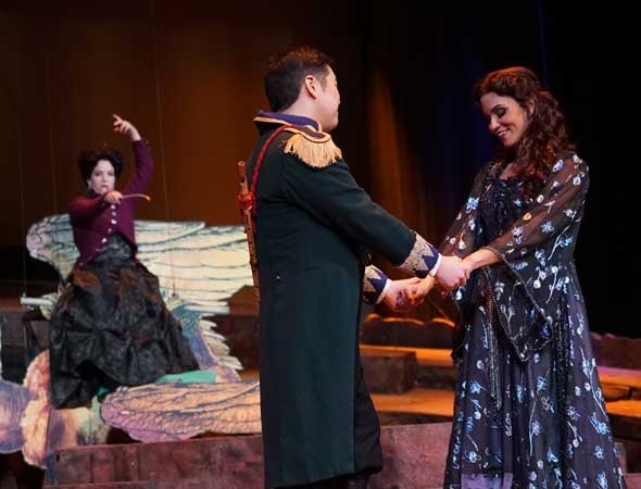 "Utah Arts Review – Utah Opera's superb cast, colorful staging make for an entertaining ""Magic Flute"""