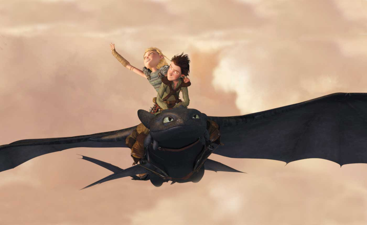 How to Train Your Dragon in Concert - Postponed