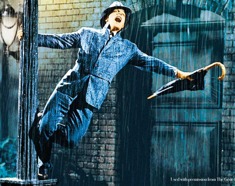 "Utah Symphony Presents Full Length Screening of ""Singin' in the Rain"" as the Orchestra Performs the Soundtrack Live to Picture"