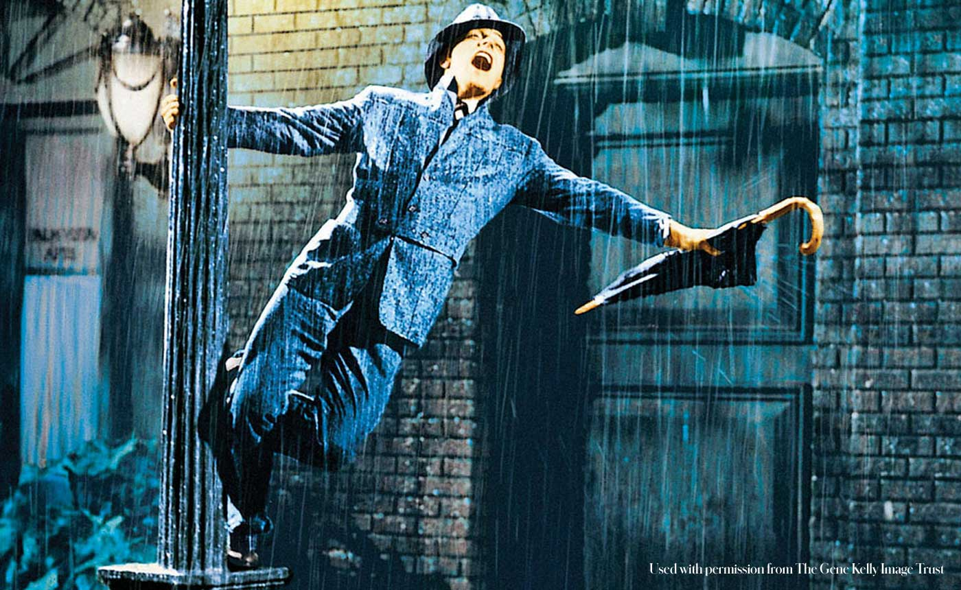 Singin' in the Rain—Film in Concert with the Utah Symphony
