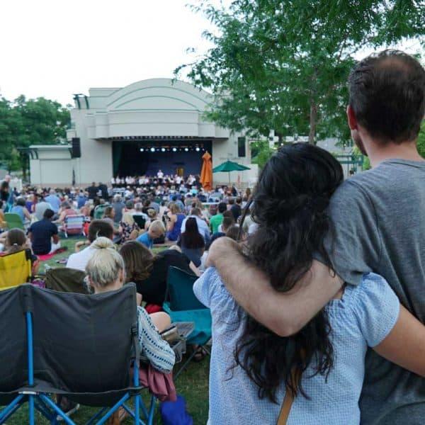 Utah Symphony Presents Summer Community Concert Series
