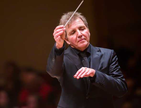 Thierry Fischer and Utah Symphony Continue 2018-19 Season with Cycle Devoted to All Six of J.S. Bach's Brandenburg Concertos