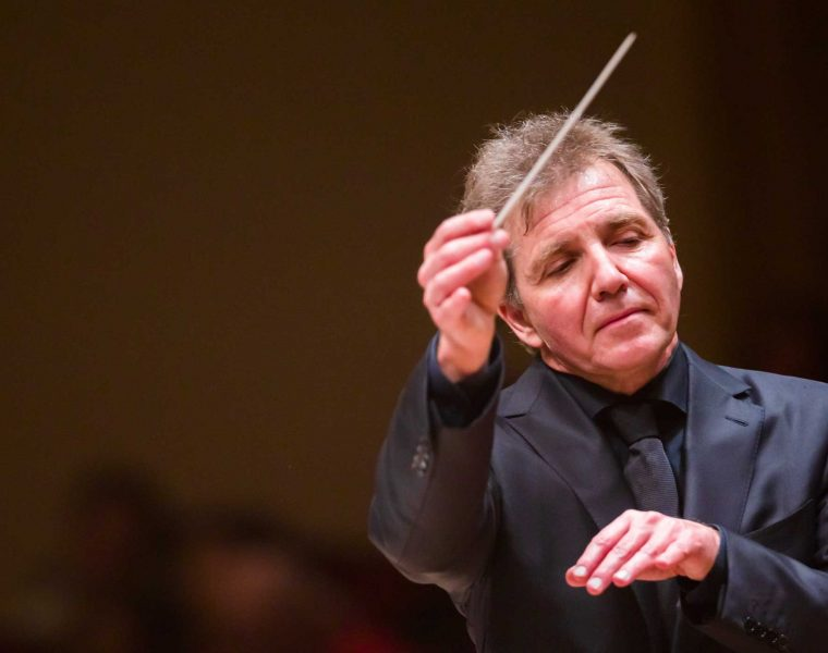 Thierry Fischer Announces Plans to Conclude Tenure as Utah Symphony Music Director Following 2021–22 Season