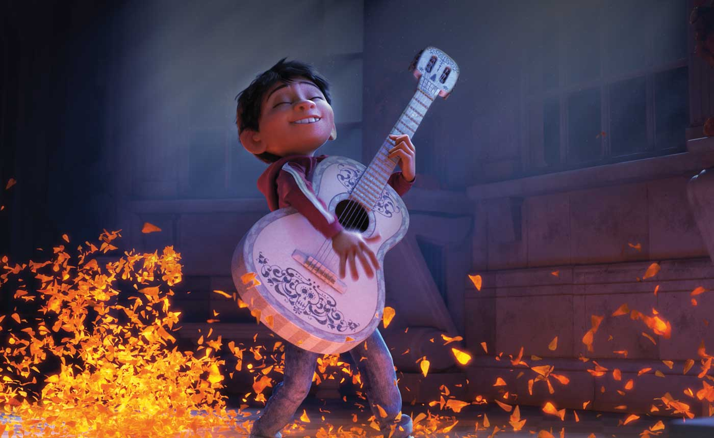 Disney and Pixar's Coco in Concert, Film with the Utah
