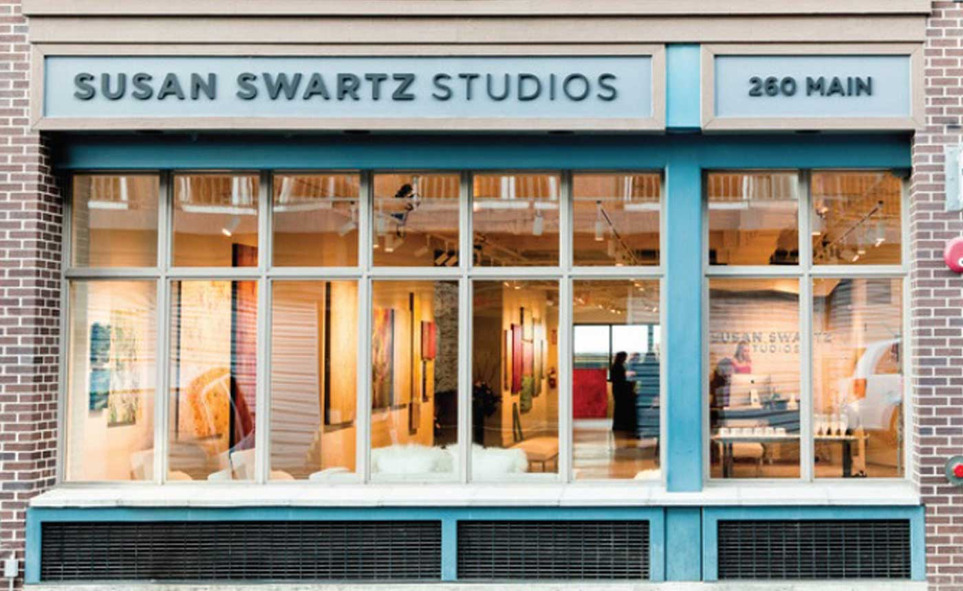 Woodwind Trio at Susan Swartz Studios