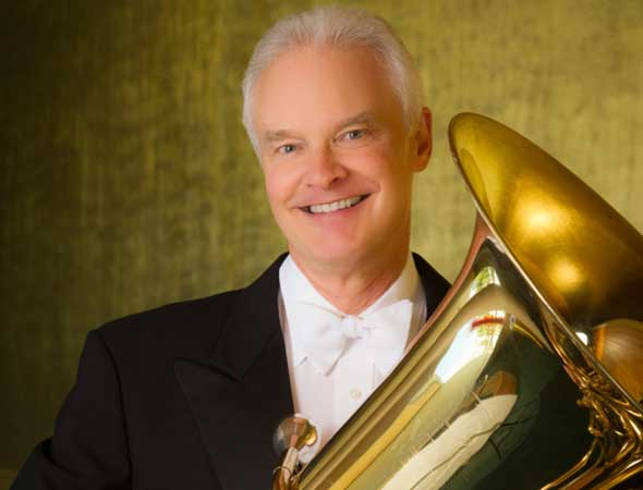 KSL – Gary Ofenloch retires after 36 years as Utah Symphony's principal tubist