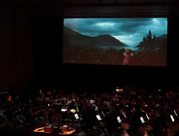 The Daily Utah Chronicle – Utah Symphony Brings Magic to Muggles of SLC