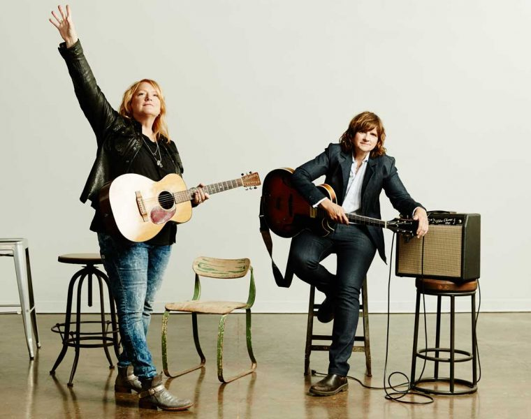 Grammy Award-Winning Folk Rock Duo The Indigo Girls to Conclude the Deer Valley® Music Festival on August 10