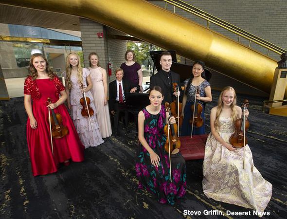 Deseret News – Music education isn't a priority in the U.S. How this Utah school is doing its part to fix that
