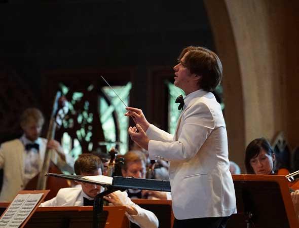 Utah Symphony Announces Contract Extension for Conner Gray Covington through 2020-21 Season