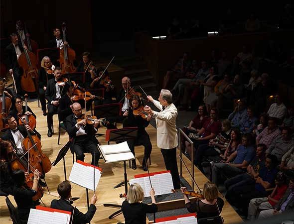 UVU Review – Symphony Moved Audience To Tears, First Of Six Concerts This Season