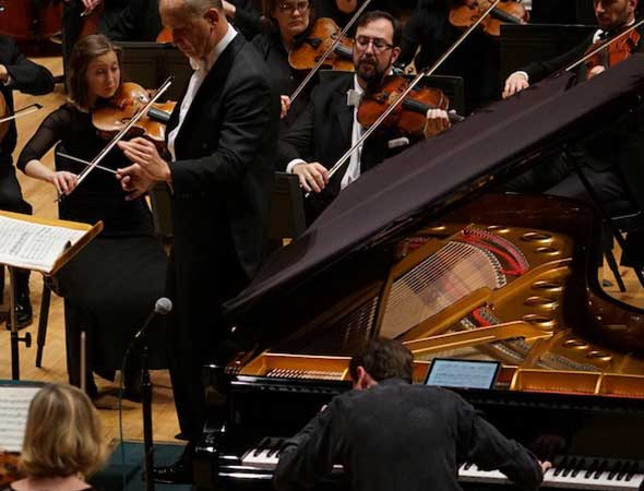 Utah Arts Review – Fiery Rachmaninoff and de Falla ballet pair perfectly with the Utah Symphony