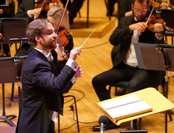 Salt Lake Magazine – Meet the New Guy at The Utah Symphony