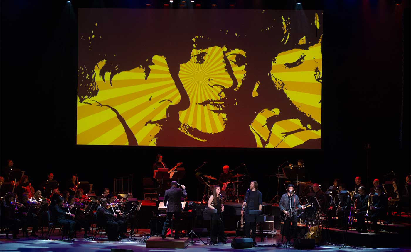 REVOLUTION: The Music of the Beatles - A Symphonic Experience with the Utah Symphony at the Noorda