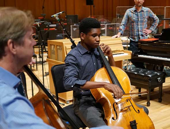 KSL TV – Utah Symphony Shares Talents With Haitian Musician