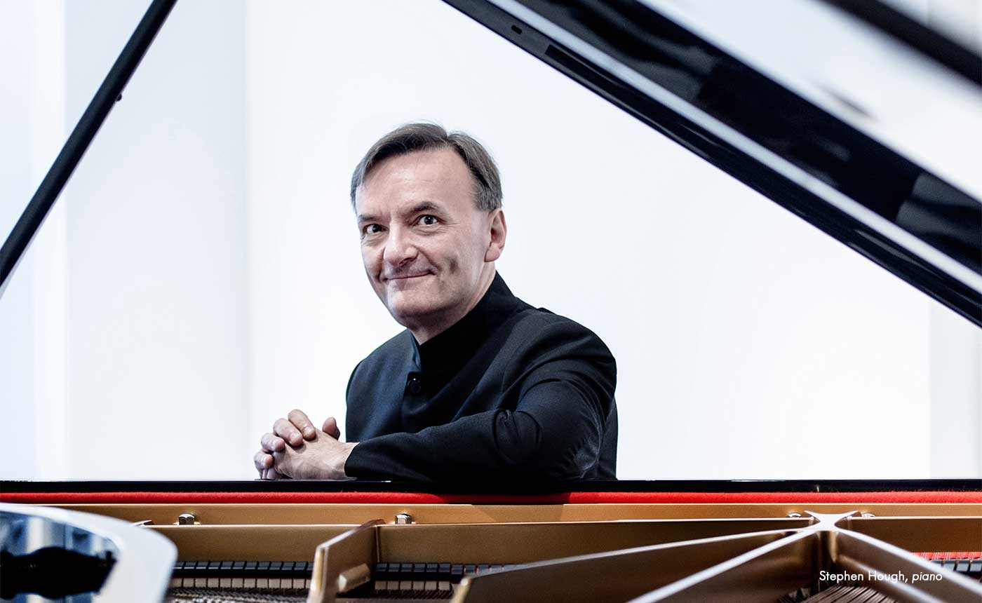 "Beethoven's ""Emperor"" with Stephen Hough"