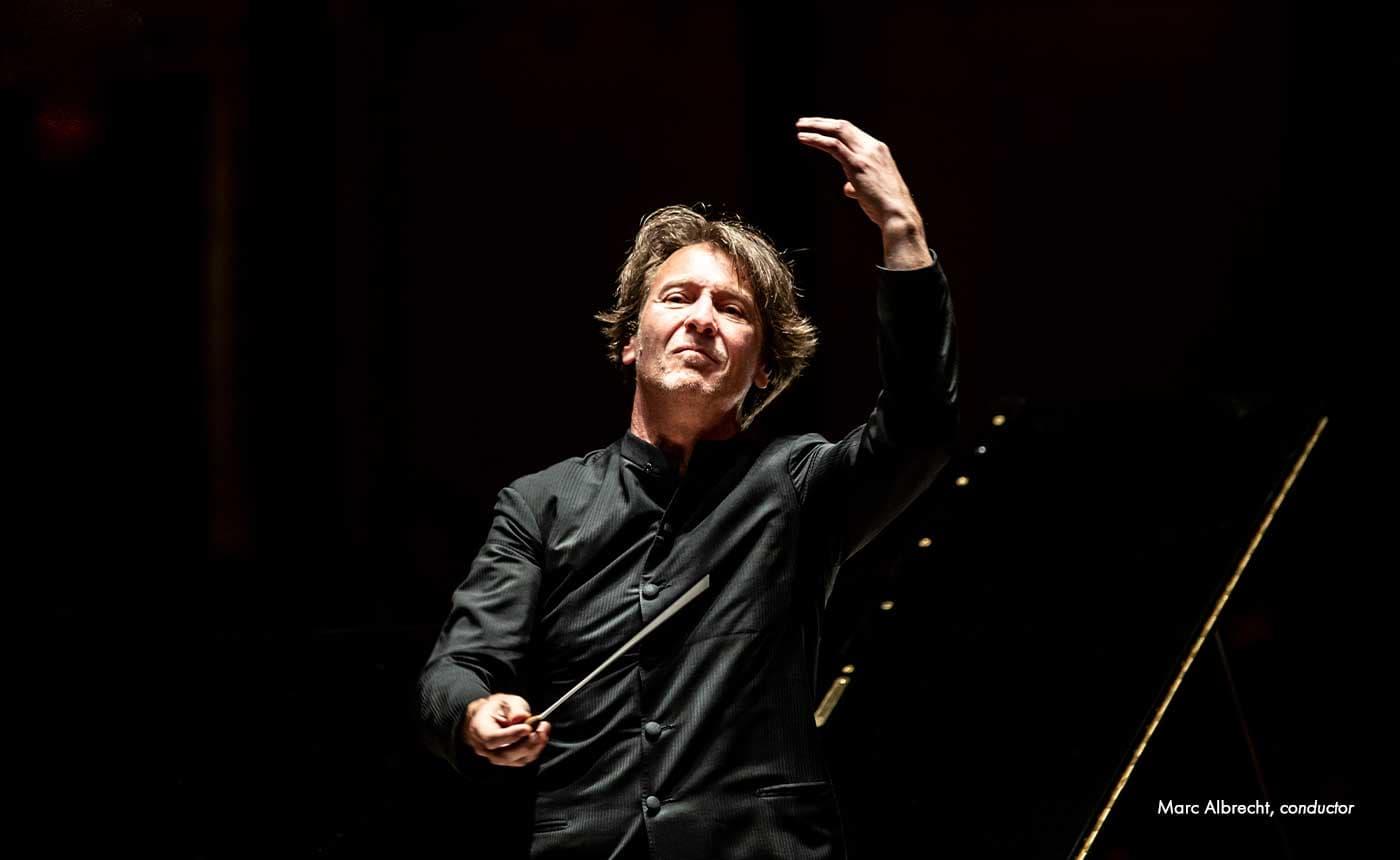 Mozart & Mahler 5 Finishing Touches Rehearsal