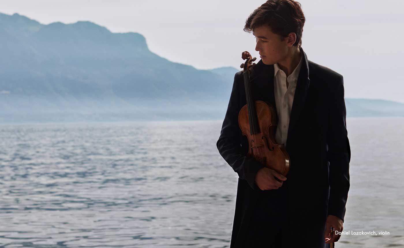 Tchaikovsky, Rachmaninoff & Arlene Sierra