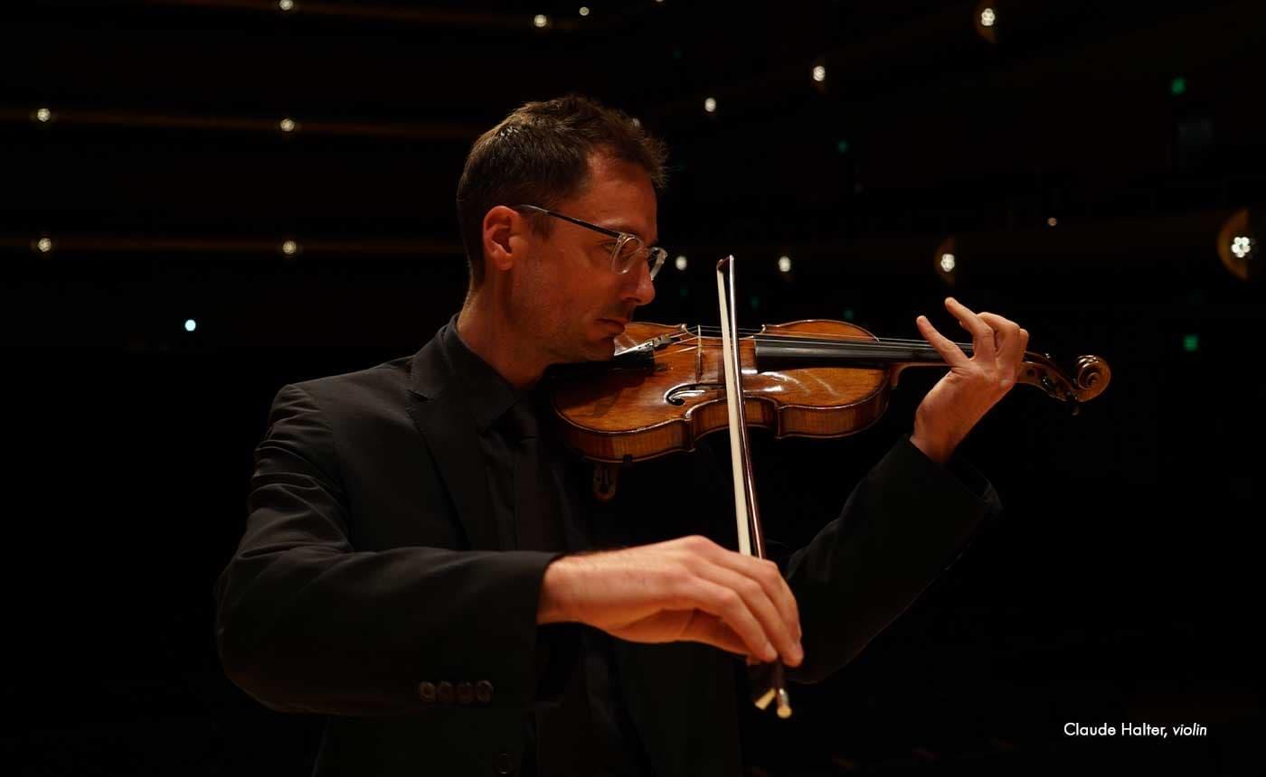 Bach & Bruckner 9