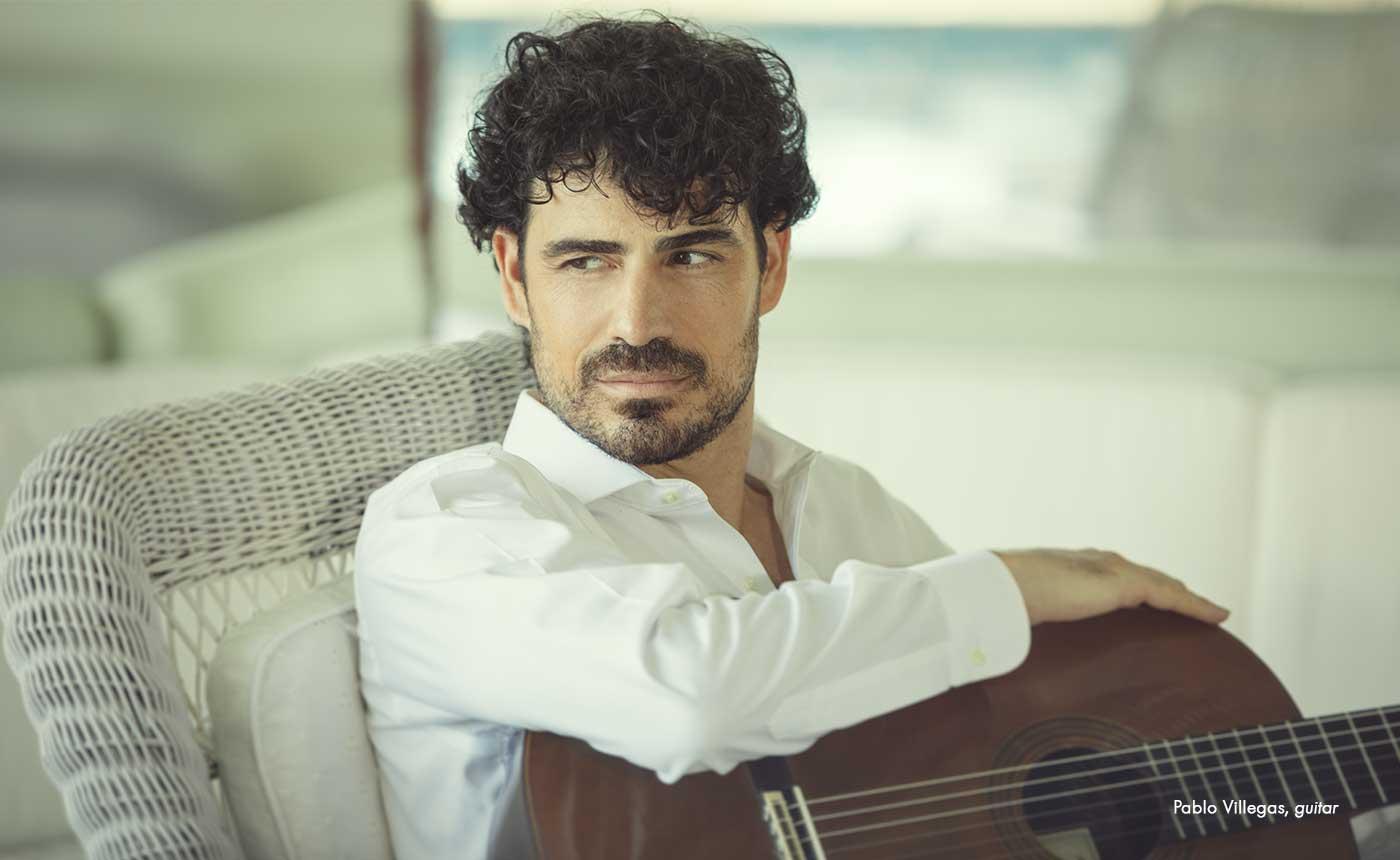 Pablo Sáinz Villegas plays Rodrigo