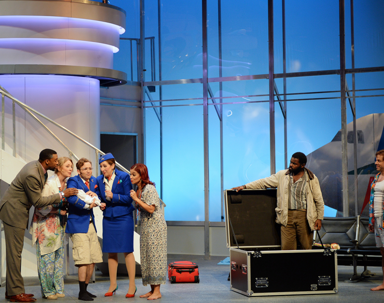 Deseret News – Before Tom Hanks' 'The Terminal,' there was the opera 'Flight.' Now, that opera is coming to Utah