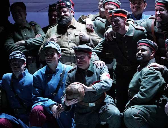 "KUTV 2News – Utah Opera's ""Silent Night"" production"