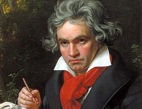 Utah Symphony Celebrates Beethoven's 250th Birthday with Maestro Fischer Leading Four Masterworks Programs Showcasing the Composer's Symphonies